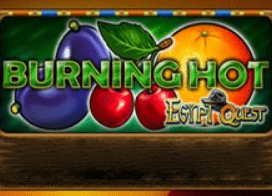 Burning Hot Egypt Quest слот